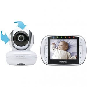 Motorola-MBP-36S-remote-wireless-video-baby-monitor