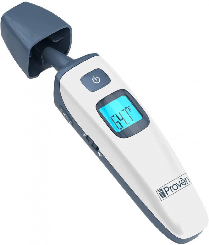 Iproven ear thermometer