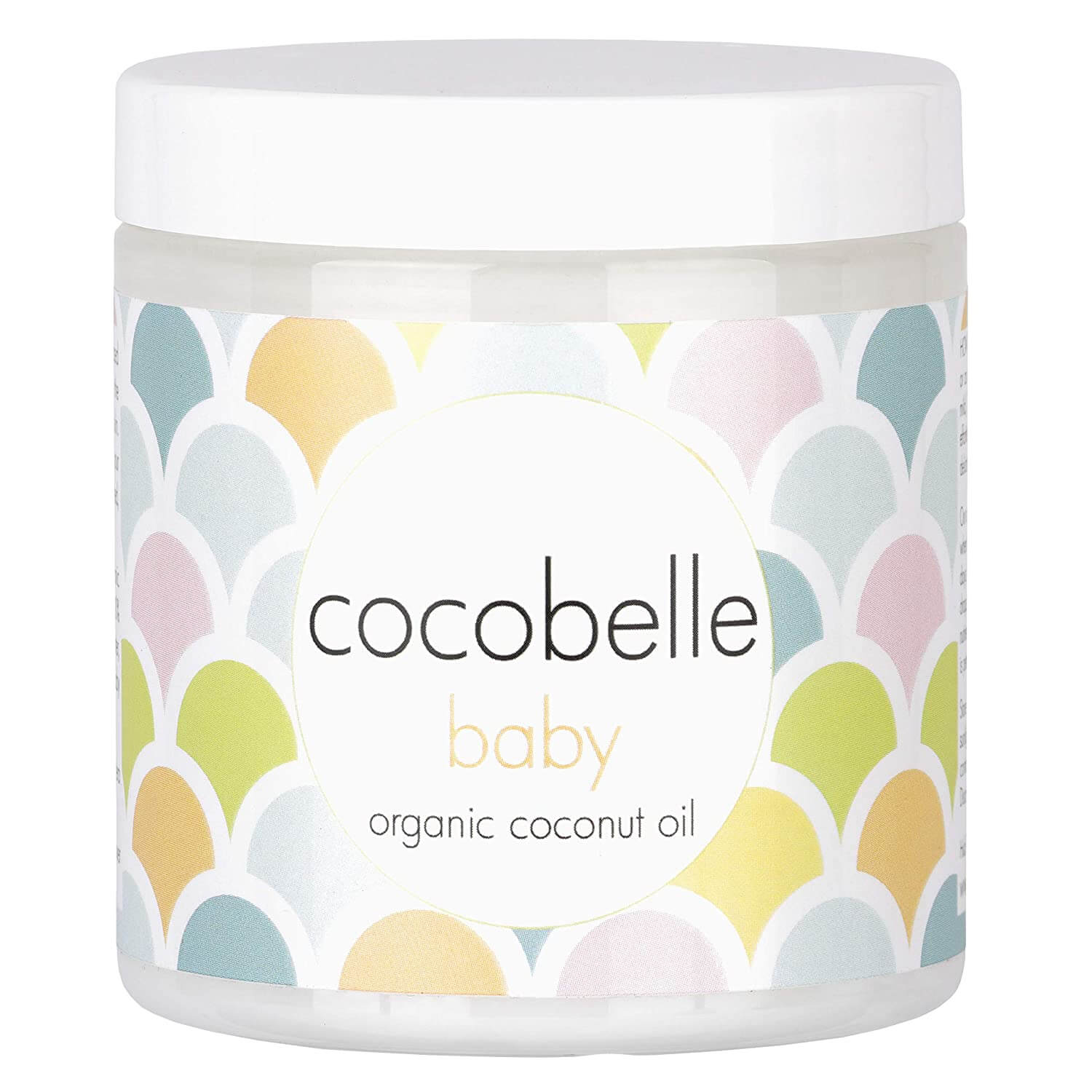 Cocobelle pure and gentle coconut oil