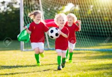 benefits of playing football for kids
