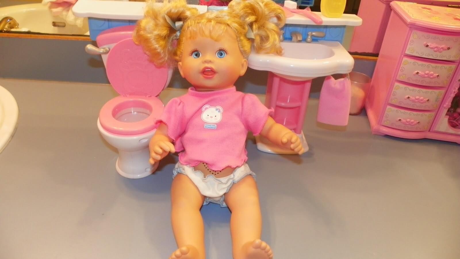 potty training babies