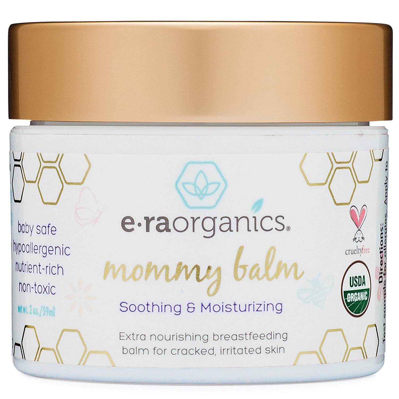E-ra organics mommy balm nipple cream