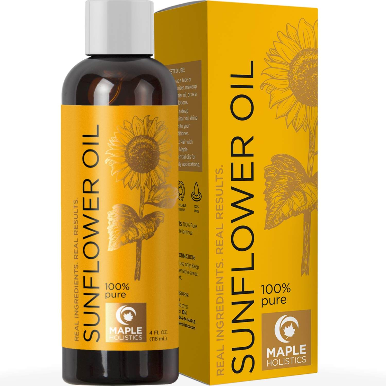 maple pure sunflower oil