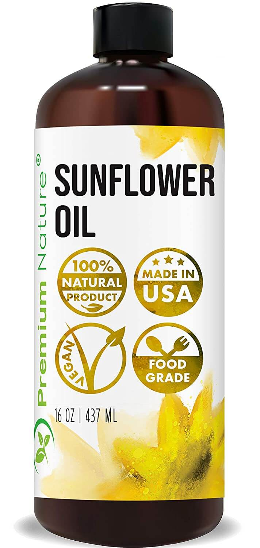 sunflower oil cold pressed